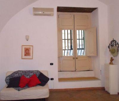 Vakantiewoningen huren in Napels, Campanië, Italië   appartement voor 4 personen