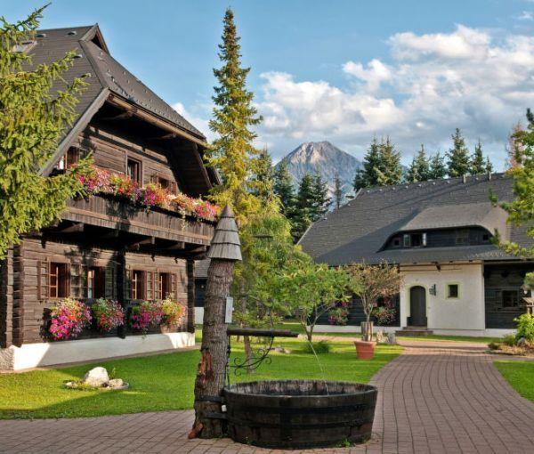 Vakantiewoningen Huren In Faaker See Karinthië Oostenrijk