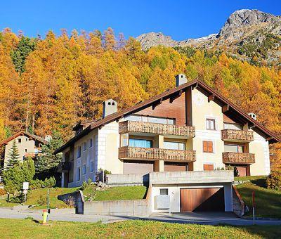 Vakantiewoningen huren in Silvaplana Surlej, Engadin, Oost Zwitserland | appartement voor 5 personen
