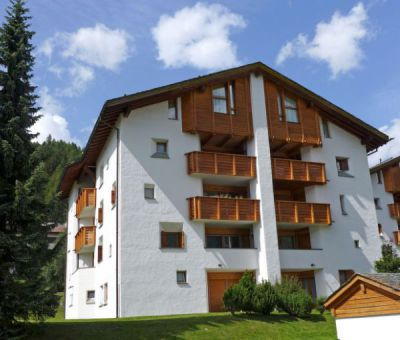 Vakantiewoningen huren in St. Moritz, Engadin, Oost Zwitserland | appartement voor 4 personen