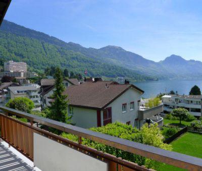 Vakantiewoningen huren in Weggis, Centraal Zwitserland, Zwitserland | appartement voor 5 personen