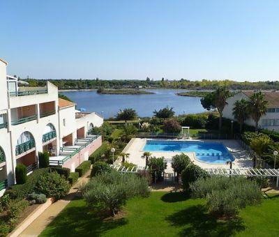 Vakantiewoningen huren in Palavas les Flots, Languedoc-Roussillon Hérault, Frankrijk | appartement voor 4 personen