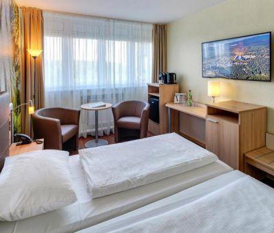 Vakantiewoningen huren in Oberhof, Thüringer Wald, Duitsland | appartement voor 2 personen