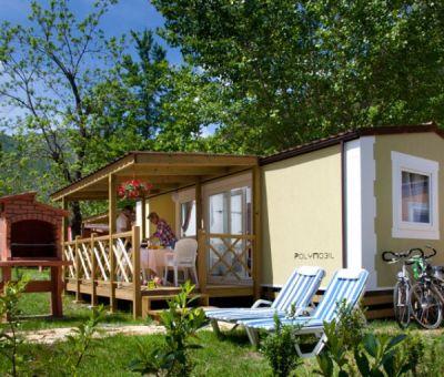 Mobilhomes huren in Medveja, Lovran, Kvarner, Kroatie | mobilhomes voor 4 personen