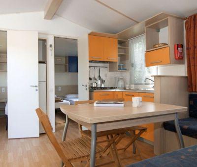 mobilhomes huren in Bolsena, Lago di Bolsena, Lazio, Italie | vakantiehuisje voor 7 personen