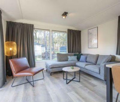 Vakantiehuis Vlierden: Chalet type BI4 Comfort 4-personen