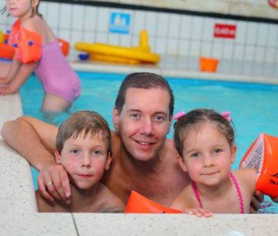 Vakantiehuis Wissel/Epe: Kinderchalet type SK4 4+1-personen