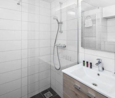 Vakantiehuis Wissel/Epe: Bungalow type S4A Comfort 4-personen