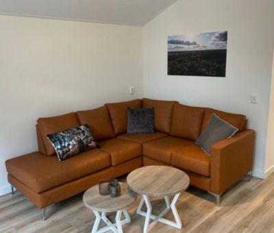 Vakantiehuis Wissel/Epe: Bungalow type S4B Comfort 4-personen