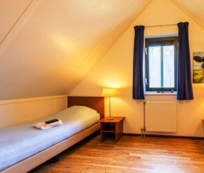 Vakantiehuis Borger: Bungalow type L4B 4-personen