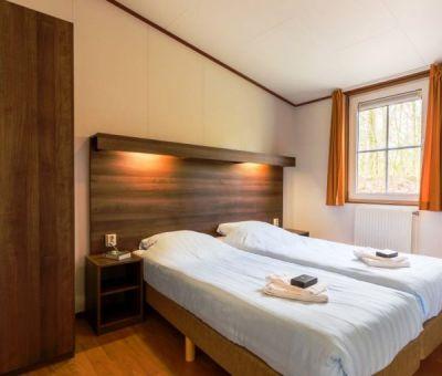 Vakantiehuis Borger: Chalet type LU4 4-personen