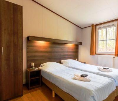 Vakantiehuis Borger: Chalet type LU6 6-personen
