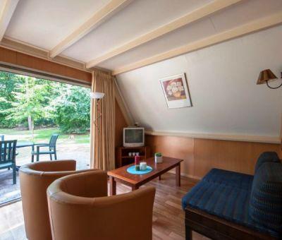 Vakantiehuis Mierlo: Bungalow type W4A 4-personen