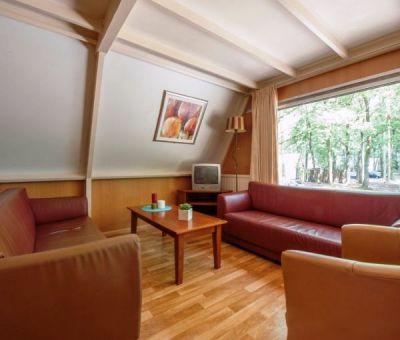 Vakantiehuis Mierlo: Bungalow type W6A 6-personen