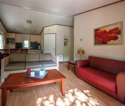 Vakantiehuis Mierlo, Chalet type WVR6 6-personen