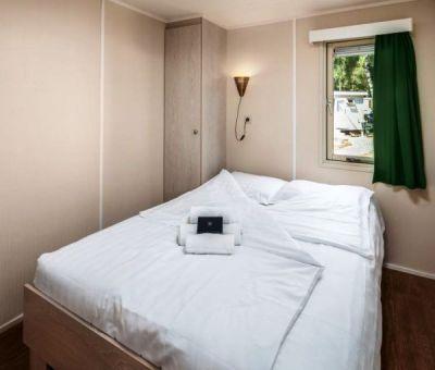 Vakantiehuis Mierlo: Chalet type WVS6 6-personen
