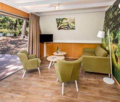 Vakantiehuis Mierlo: Bungalow type W4A Comfort 4-personen