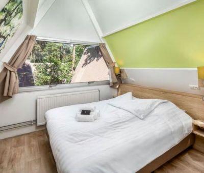 Vakantiehuis Mierlo: Bungalow type W6A Comfort 6-personen