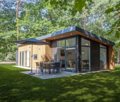 Vakantiehuis Mierlo: Lodge type 4 Wellness 4-personen