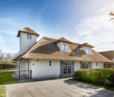 Vakantiehuis Domburg: Grote familievilla FV16 Comfort 16-personen