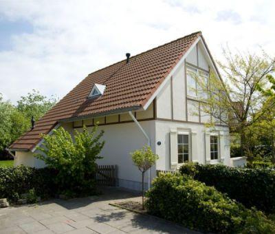 Vakantiehuis Domburg: villa type H6 6-personen