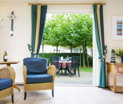 Vakantiehuis Domburg: villa type M6 6-personen