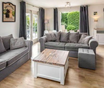 Vakantiehuis Domburg: Luxe villa type MD6 Comfort 6-personen