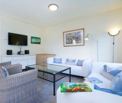 Vakantiehuis Domburg: kindervilla type MK7 6 + 1 personen