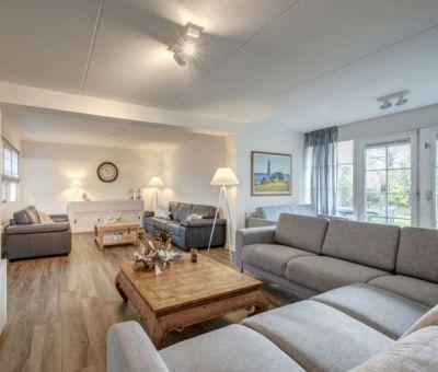 Vakantiehuis Domburg: Grote villa type U8 Comfort 8-personen
