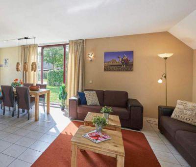 Vakantiewoningen huren in Heinkenszand, Zeeland, Nederland | wellness bungalow voor 6 personen