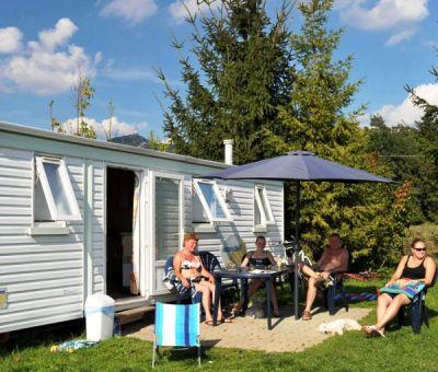 mobilhomes en kampeerhuisjes huren in Januv Dul, Liberec, Noord Bohemen, Tsjechie   mobilhomes en kampeerhuisjes voor 6 personen
