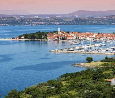 Mobilhomes huren in Ankaran, kust van Slovenie | mobilhomes voor 6 personen