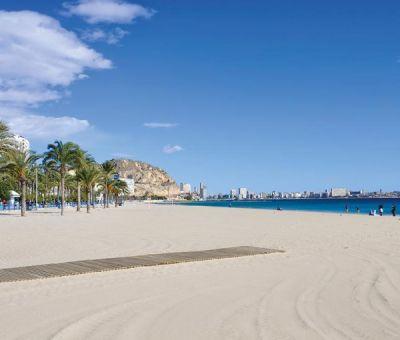Mobilhomes huren in Benidorm, Valencia - Murcia, Spanje | mobilhomes voor 4 personen