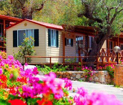 Mobilhomes huren in Caprioli di Pisciotta, Salerno, Campanie, Italie | vakantiehuisje voor 6 personen