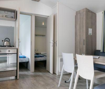 Vakantiewoningen huren in Palafrugell, Costa Brava, Catalonie, Spanje | mobilhome voor 8 personen