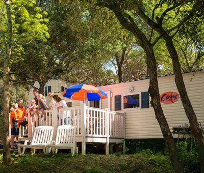 Vakantiewoningen huren in Estartit, Catalonie, Spanje   mobilhome voor 6 personen
