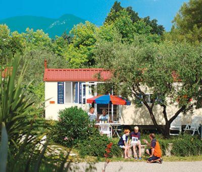 Mobilhomes huren in Cisano di Bardolino, Gardameer, Italie   vakantiehuisje voor 6 personen