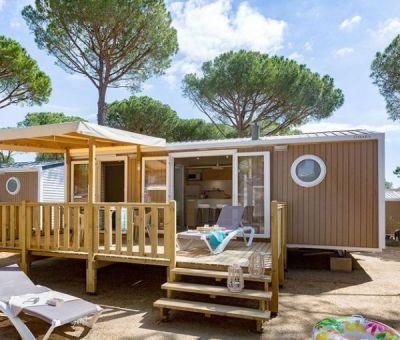 Vakantiewoningen huren in Pals, Costa Brava, Catalonie, Spanje | mobilhome voor 4 personen