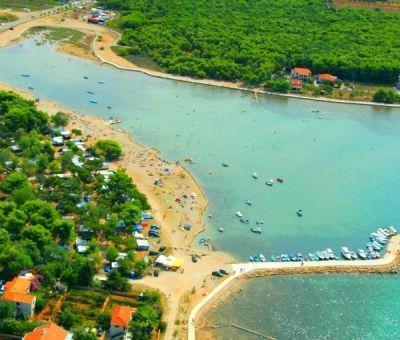 Mobilhomes huren in Privlaka, Dalmatie - regio Zadar, Kroatie | vakantiehuisje voor 4 - 6 personen
