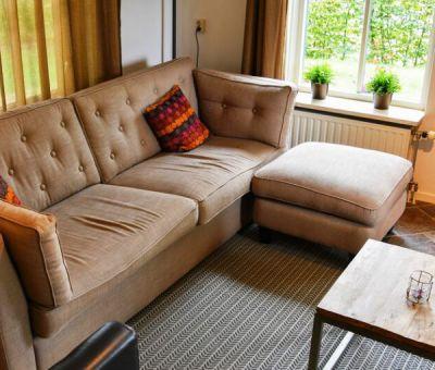 Vakantiehuis Ommen: Bungalow type Vechtoever 5-personen
