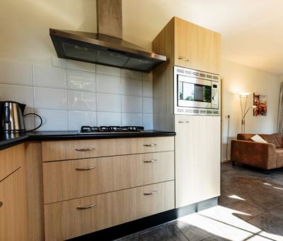 Vakantiehuis Ootmarsum: Bungalow type Dennenlust 6-personen