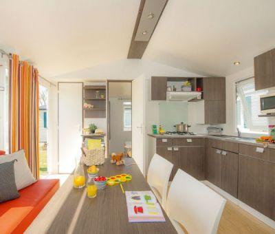 Mobilhomes huren in St. Laurent-de-la-Prée, Poitou-Charentes Charente-Maritime, Frankrijk | mobilhomes voor 6 personen