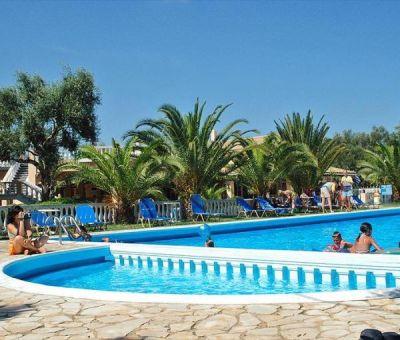Bungalows huren in Dassia, Corfu, Ionische Eilanden, Griekenland   bungalows op Corfu voor 4 personen