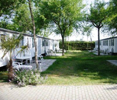 Mobilhomes huren in Cavallino-Treporti, Veneto, Italie | vakantiehuisje voor 5 personen