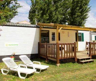 Mobilhomes huren in Rijnsburg, Zuid Holland, Nederland   vakantiehuisje voor 8 personen