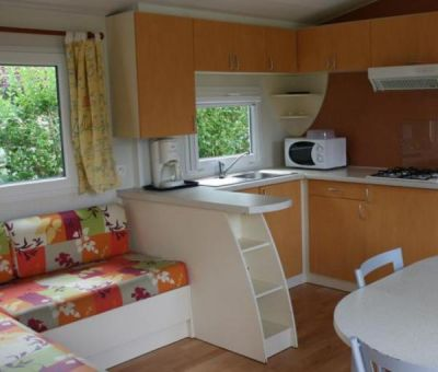 Mobilhomes huren in La Trinité-sur-Mer, Bretagne Morbihan, Frankrijk | mobilhomes voor 7 personen