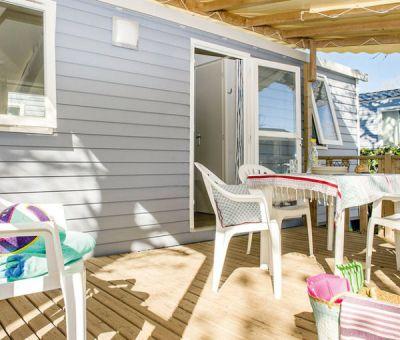 Vakantiewoningen huren in Doussard, Meer van Annecy, Rhône-Alpen Haute-Savoie, Frankrijk   mobilhomes voor 6 personen