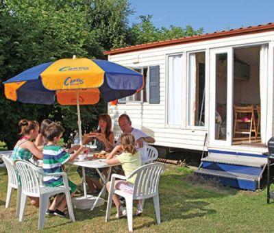 Vakantiewoningen huren in Doussard, Meer van Annecy, Rhône-Alpen Haute-Savoie, Frankrijk | mobilhomes voor 6 personen