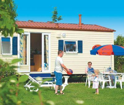 Vakantiewoningen huren in Palafrugell, Costa Brava, Catalonie, Spanje | mobilhome voor 6 personen