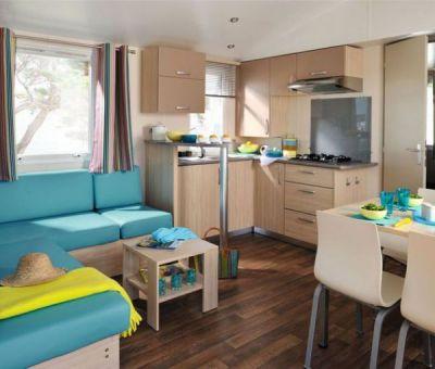 Vakantiewoningen huren in Saint-Jean-de-Monts, Pays de la Loire Vendée, Frankrijk | mobilhomes voor 6 personen